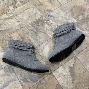 SO Grey Booties